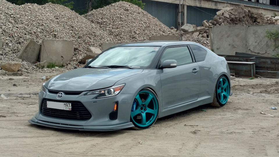 Scion Tc Turbo >> Scion Tc 2g Turbo Drive2
