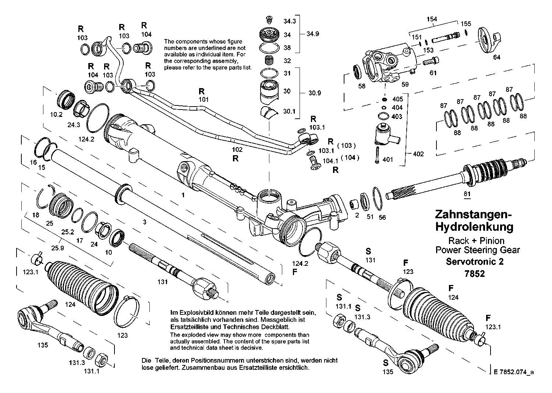 Схема гидрорейки