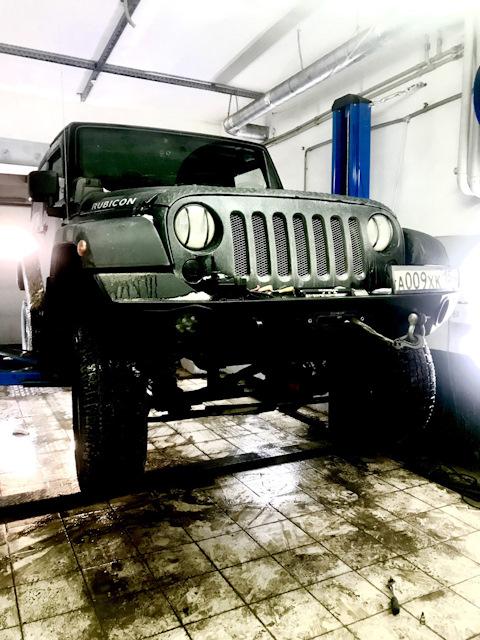 Поломка Jeep Wrangler (JK) — отзывы и личный опыт на DRIVE2