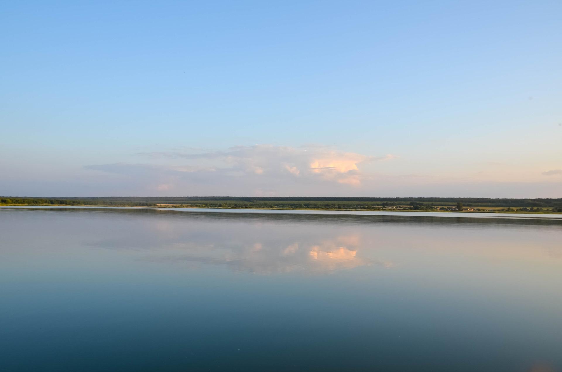 Белое озеро ульяновская обл николаевский р фото