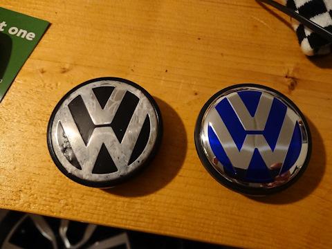 Volkswagen Golf GTE Logbook