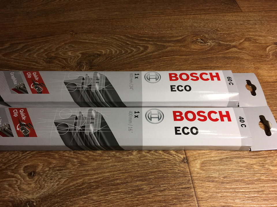 Щетки bosch eco 600