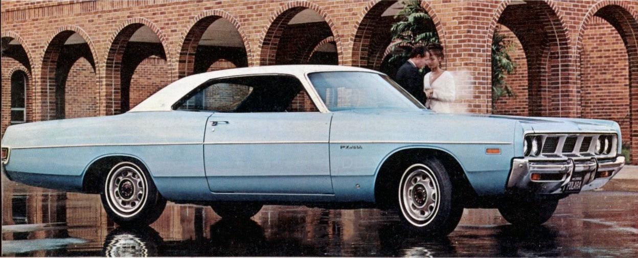 Chrysler Corporation 1969  Обзор от Car and Drive, октябрь