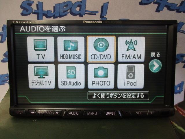 Panasonic Strada CN-HDS700TD — logbook Subaru Impreza 2012 on DRIVE2