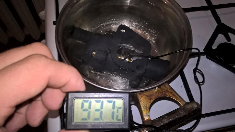 IYAAAgD  OA 960 - Термостат гранта замена термоэлемента