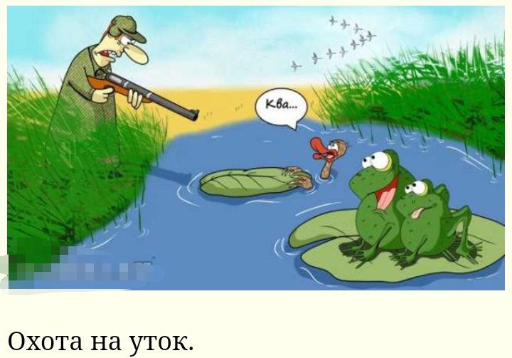 Анекдот: Каждый охотник желает знать, где лопух помягче…