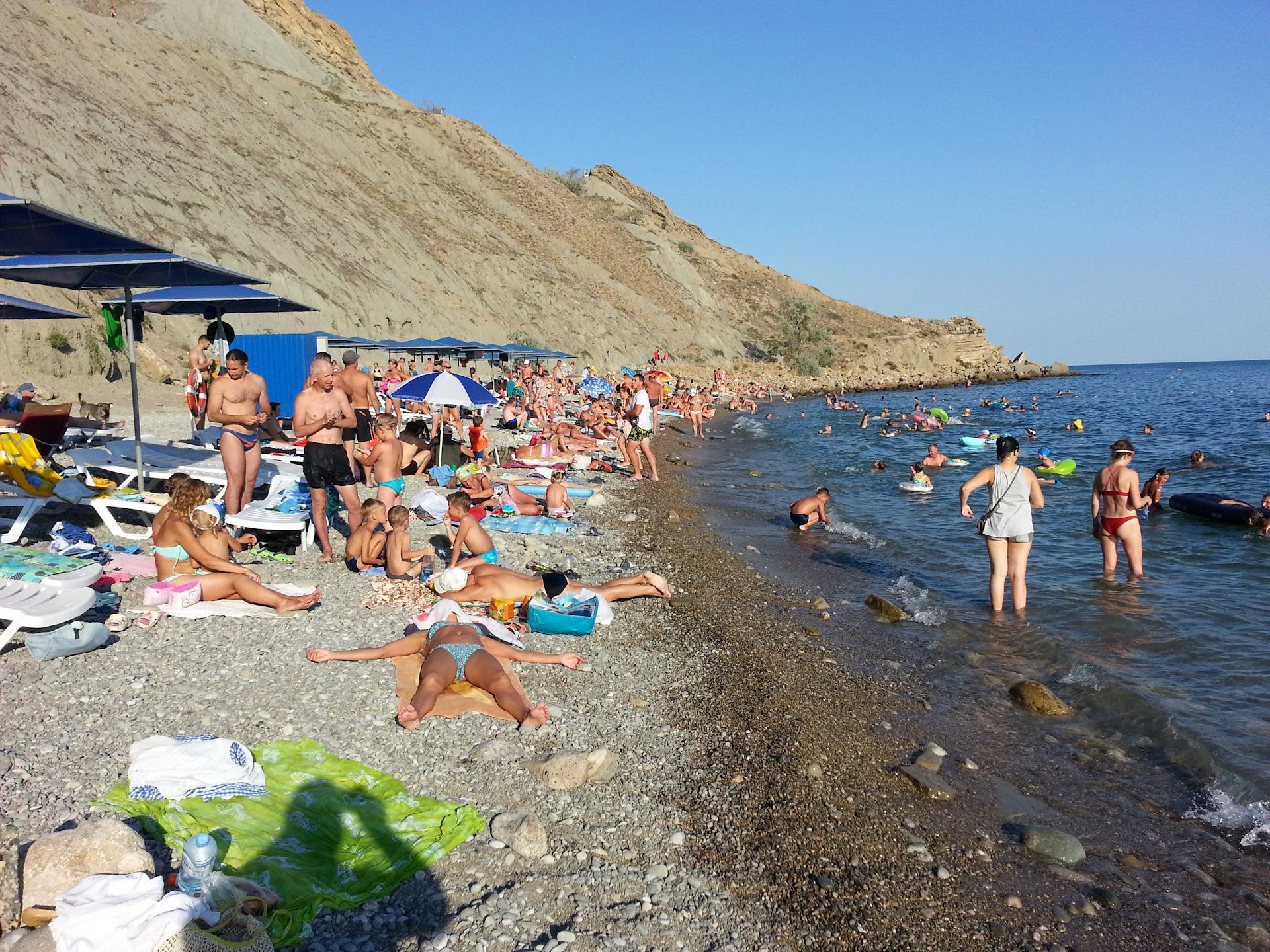 Нудисты В Крыму Фото