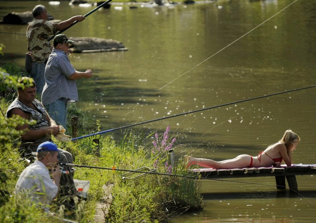 этот список приколы про рыбаков фото выглядел довольно