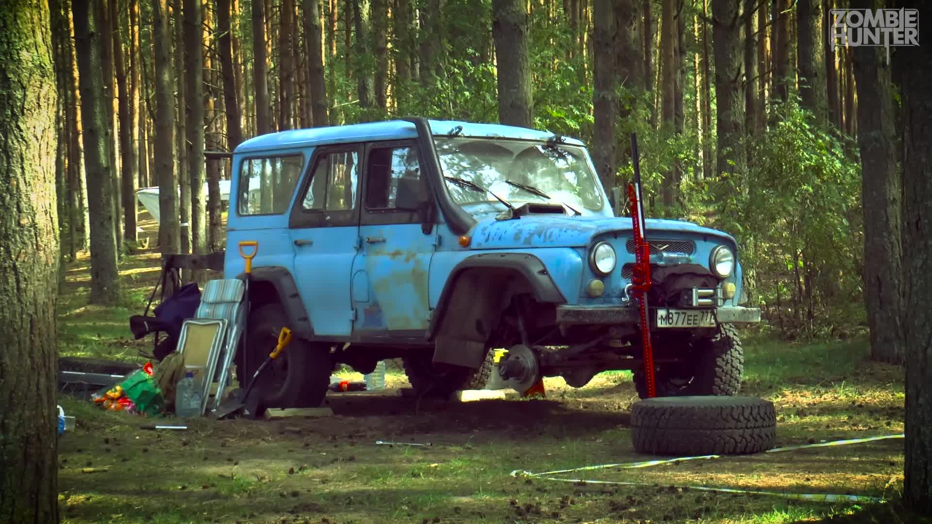 Обзор прошлогодних модификаций УАЗ 469
