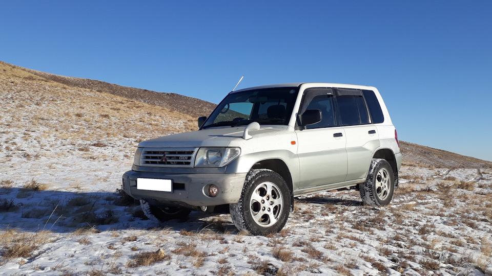 Mitsubishi Pajero iO | DRIVE2
