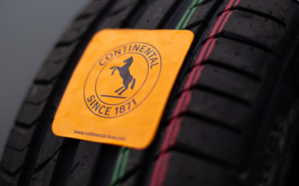 Резина Continental отличается долговечностью, управляемостью при езде в любых погодных условиях, минимальным уровнем шума для комфорта водителя и пассажиров