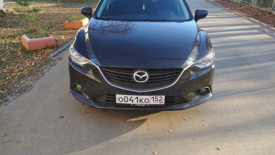 Mazda 6 обзор