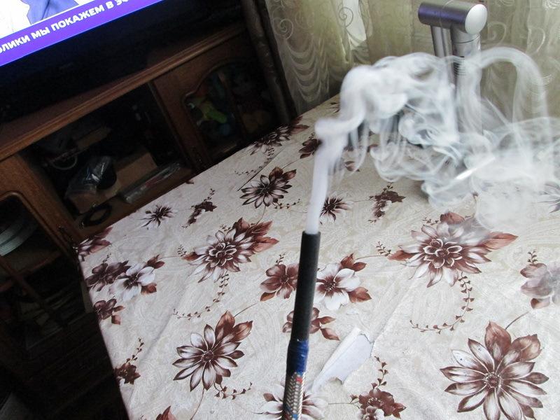 Изготавливаем дымогенератор