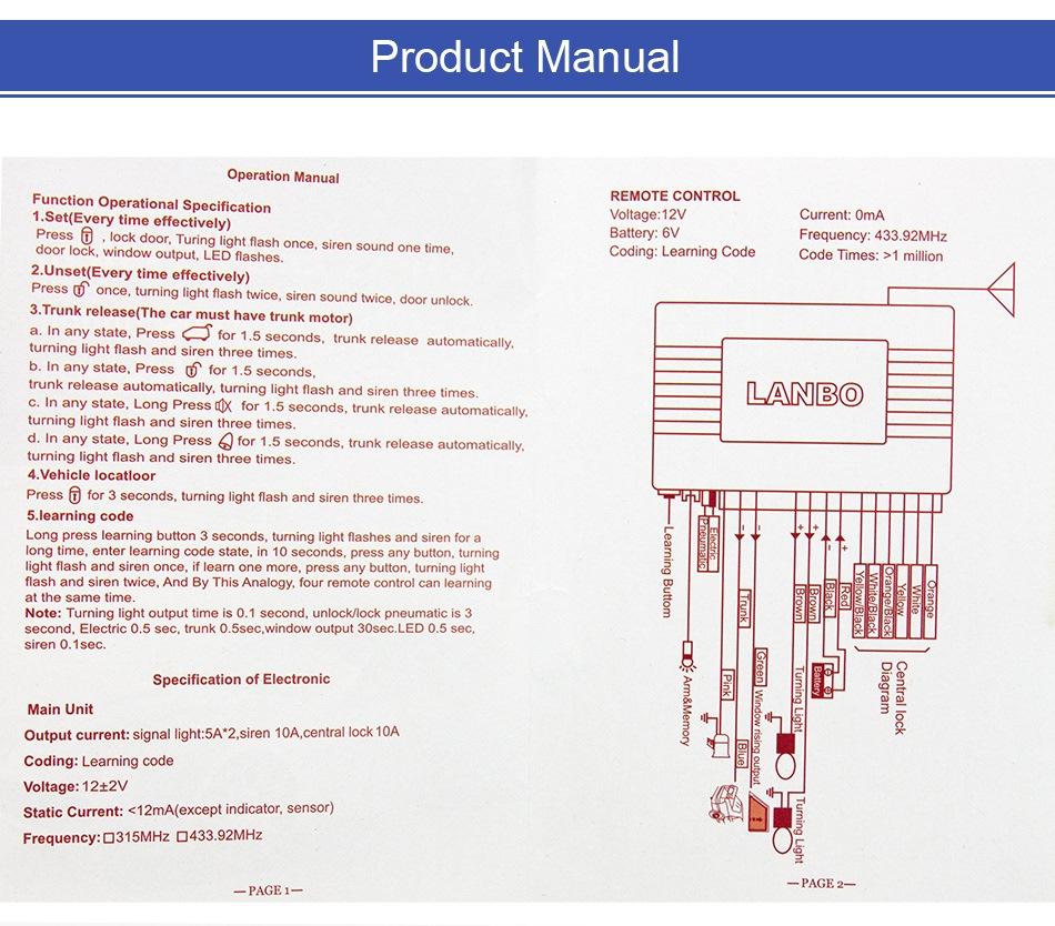 LEAAAgGdpOA 960 - Штатная сигнализация ваз 2114