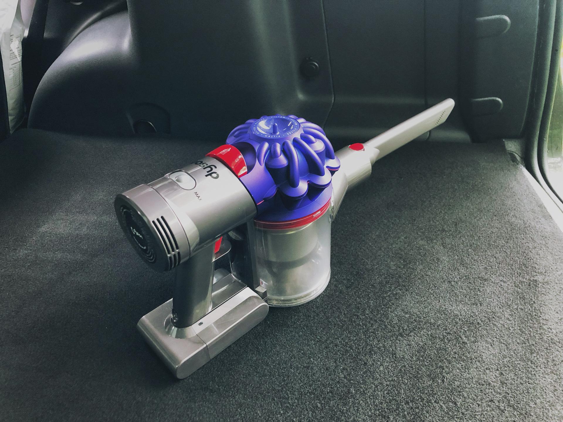 Пылесосы для автомобилей дайсон dyson turmventilator schwarz
