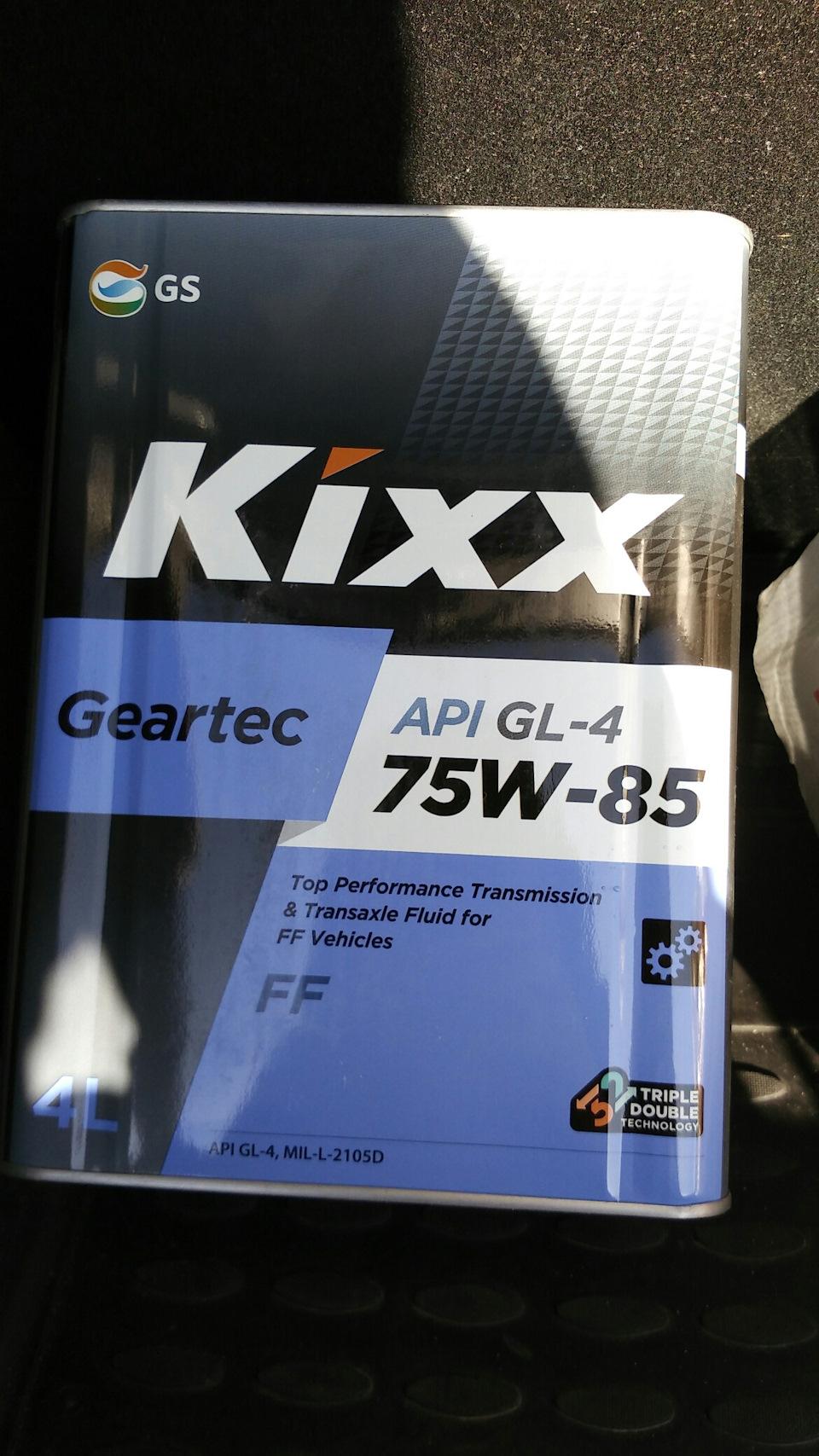 Kixx 5w30 синтетика отзывы