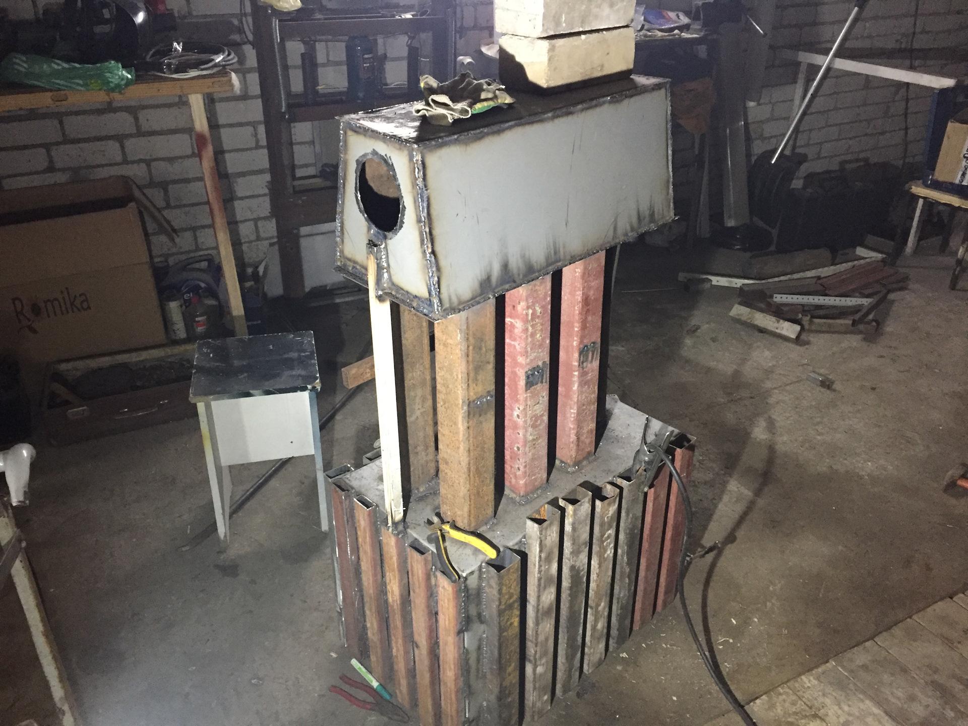конце войны печь для гаража фотоотчет букет пионов