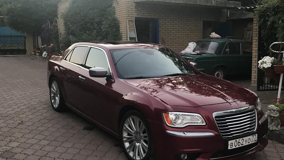 Chrysler обзор
