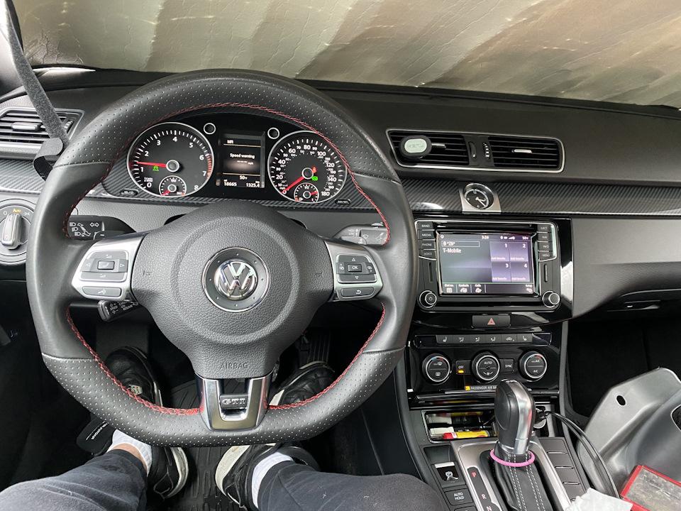 Vw Cc Steering Wheel Volkswagen