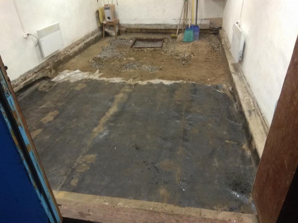 Керамзитобетон пол гараж бетон горячий