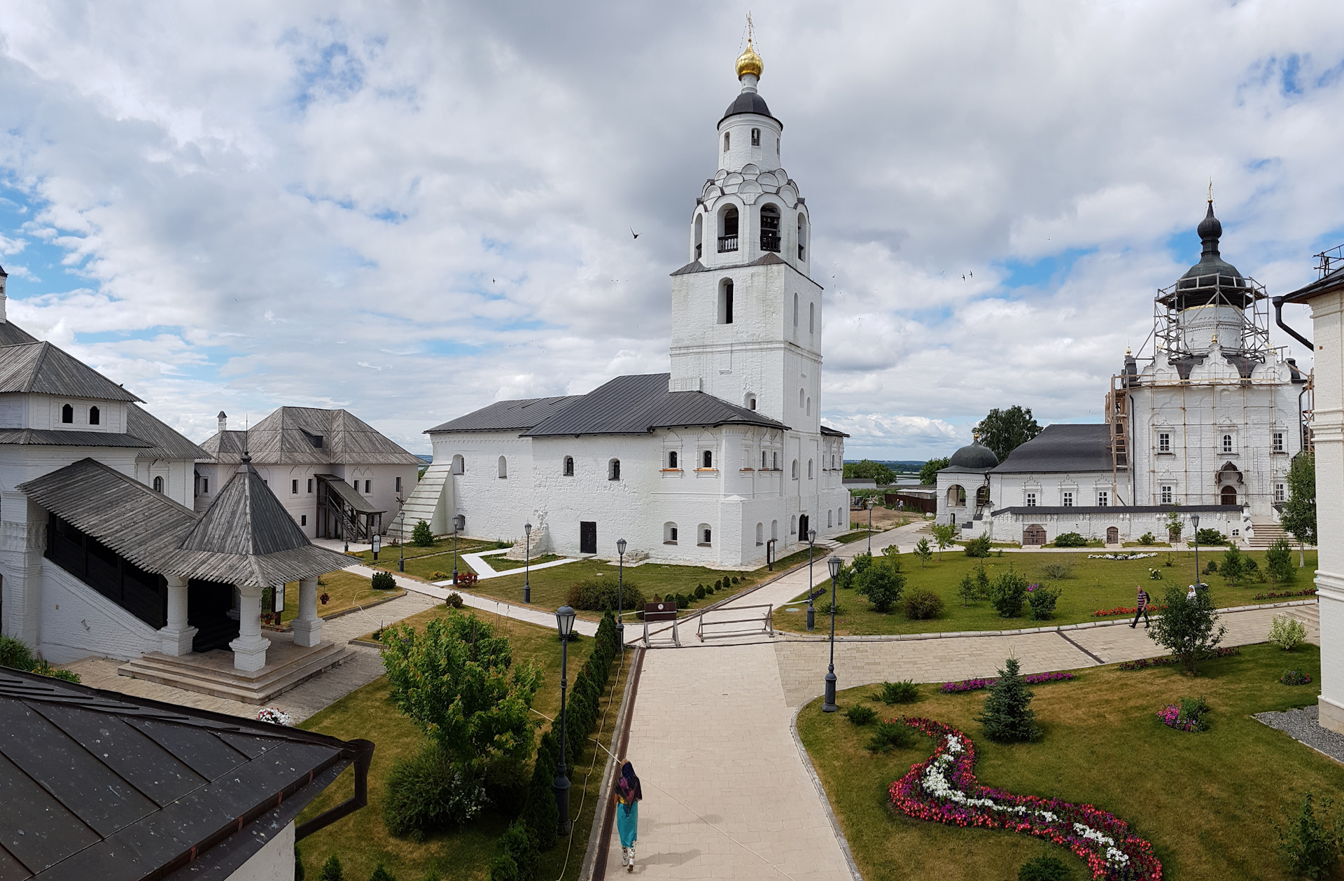 Успенский собор свияжск картинки
