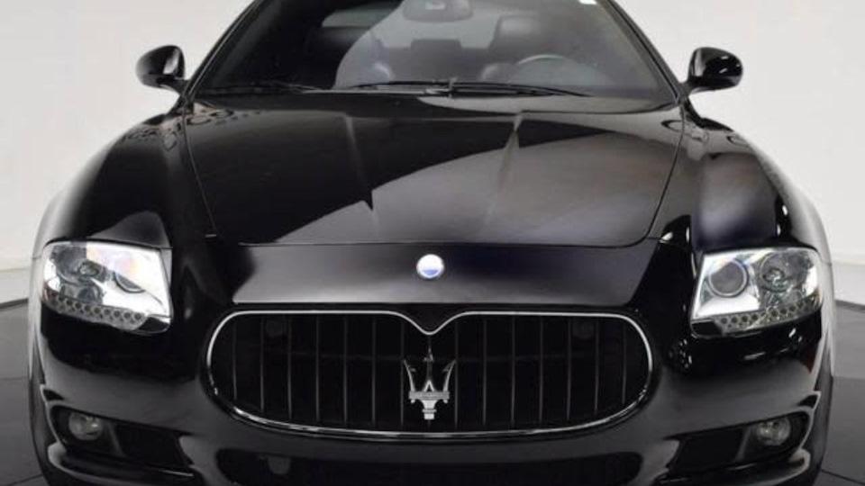 Maserati Quattroporte обзор