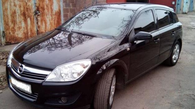 Opel Astra обзор