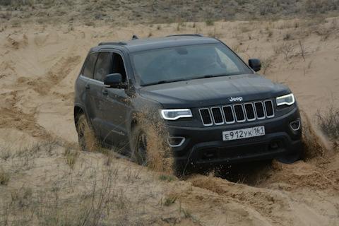 Jeep Grand Cherokee обзор