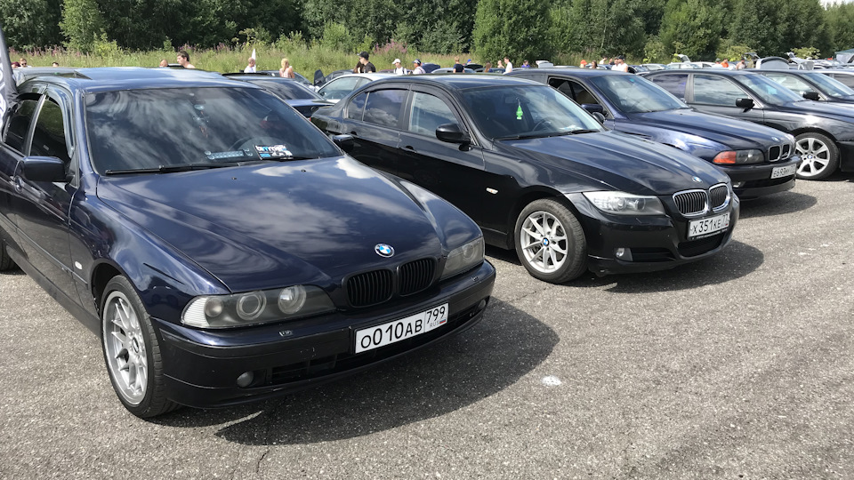BMW 5 обзор
