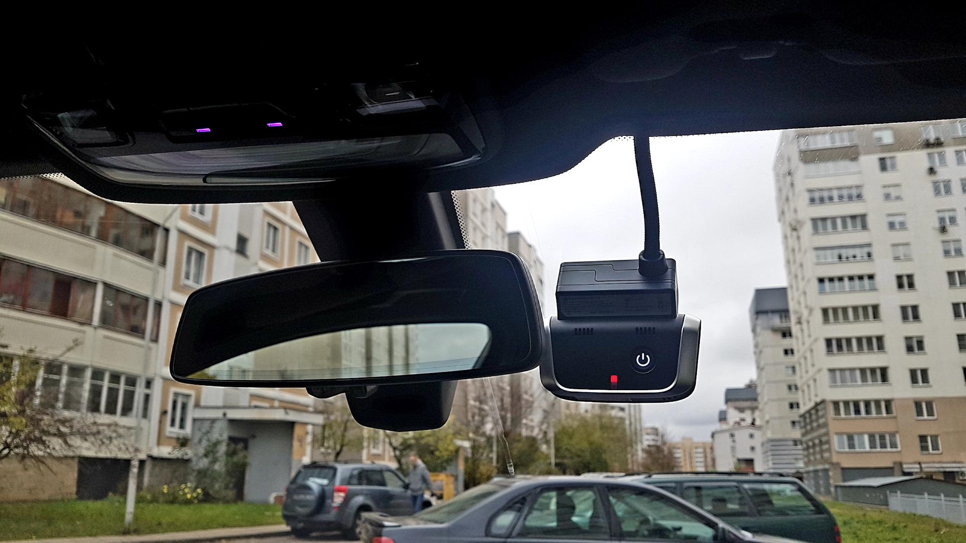 Setki V Nozdri I Ustanovka Videoregistratora Bmw Advanced Car Eye