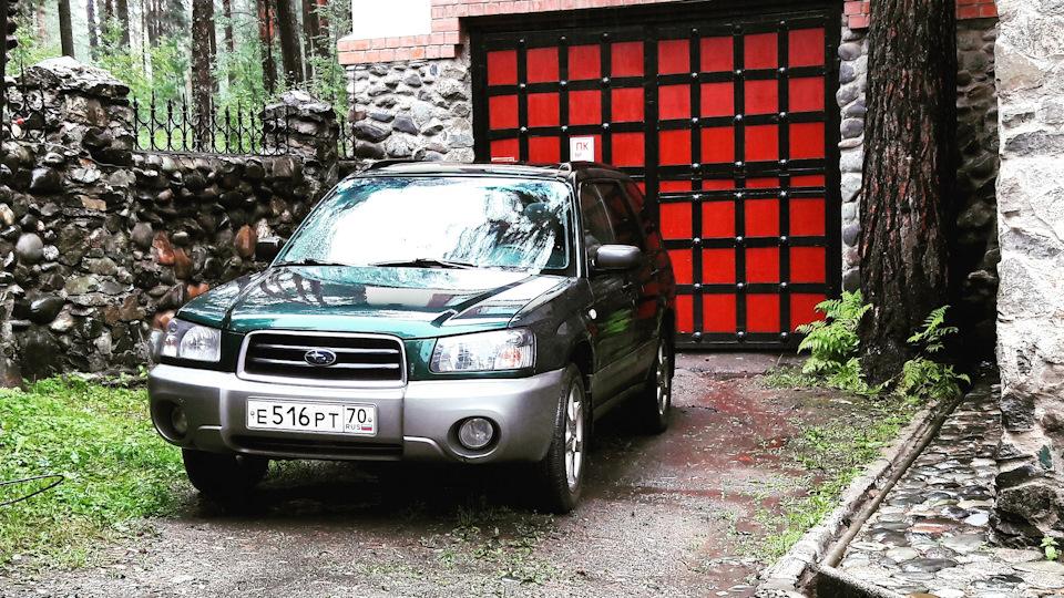 Subaru обзор