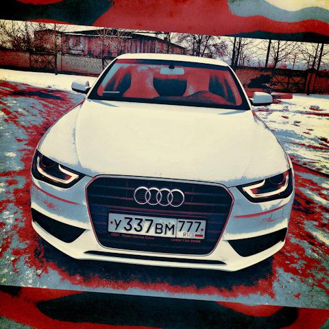 Audi A4 обзор