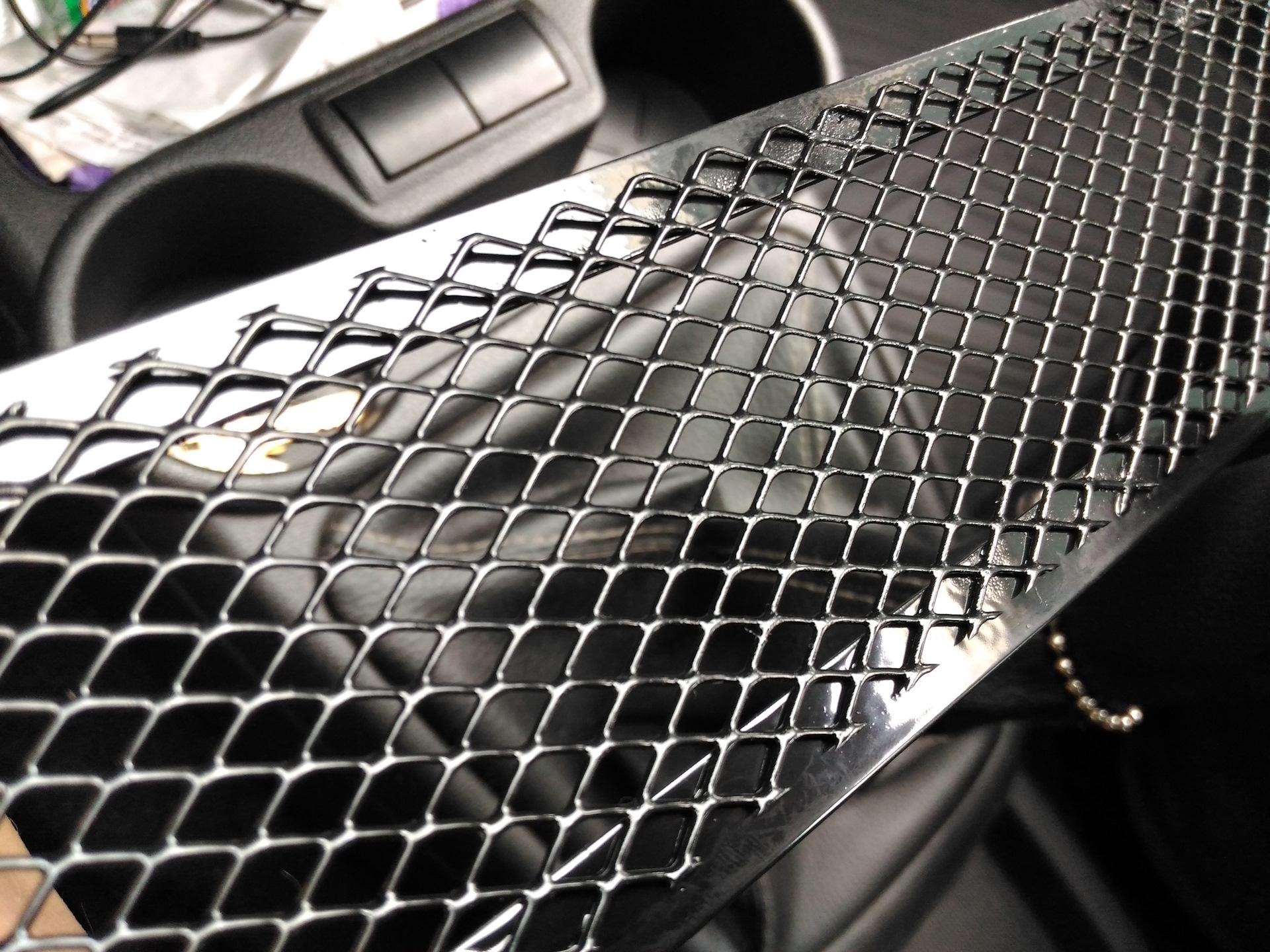 сетка на решетку радиатора картинки получения максимального