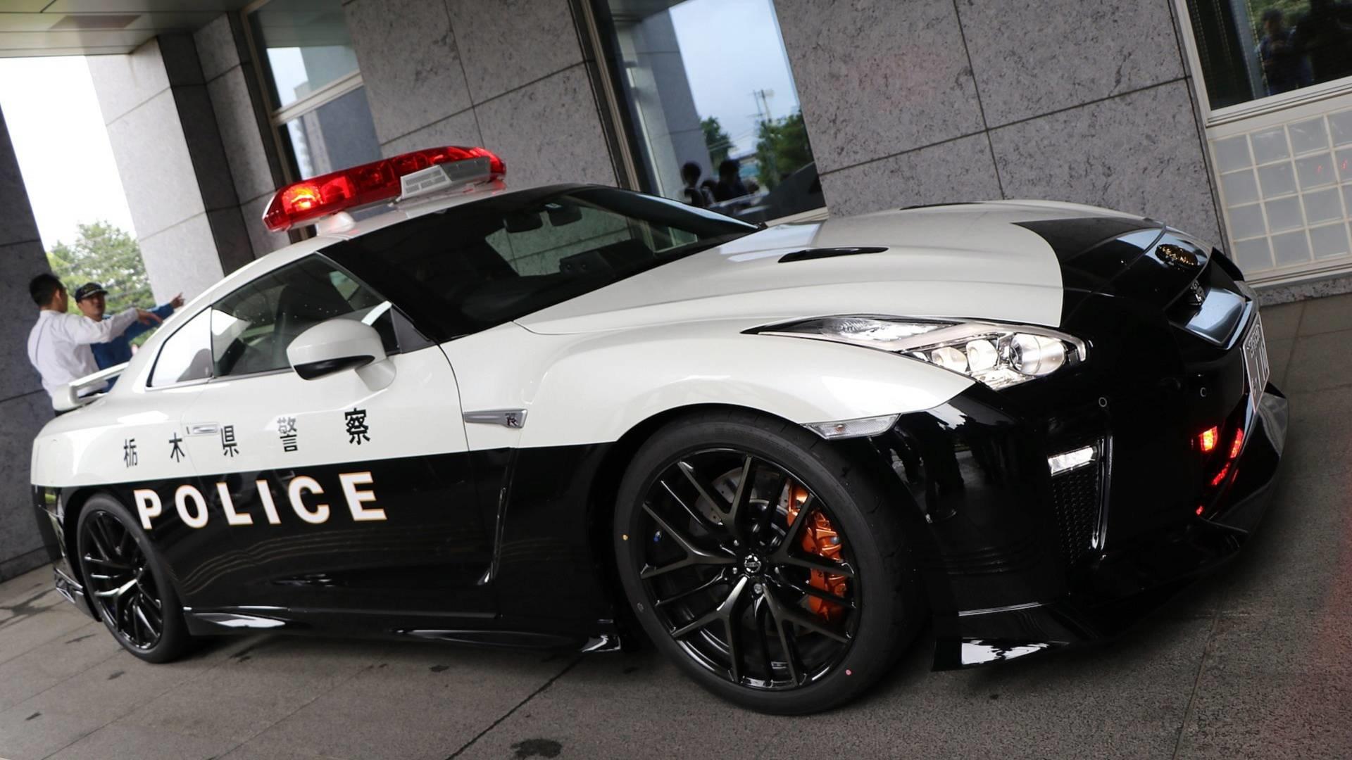 Картинки про крутые полицейские машины