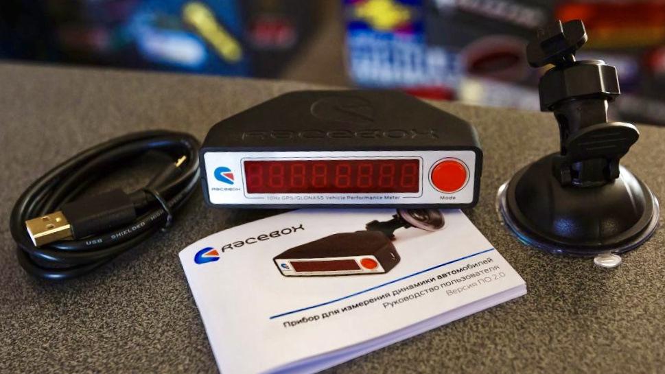 RaceboX прибор для измерения динамики автомобилей в Пятигорске