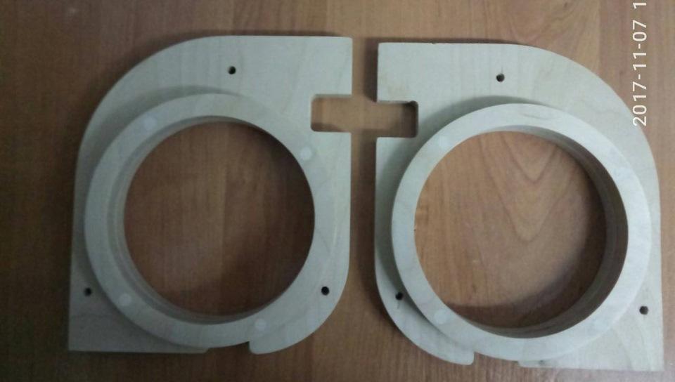 проставочные кольца skoda octavia