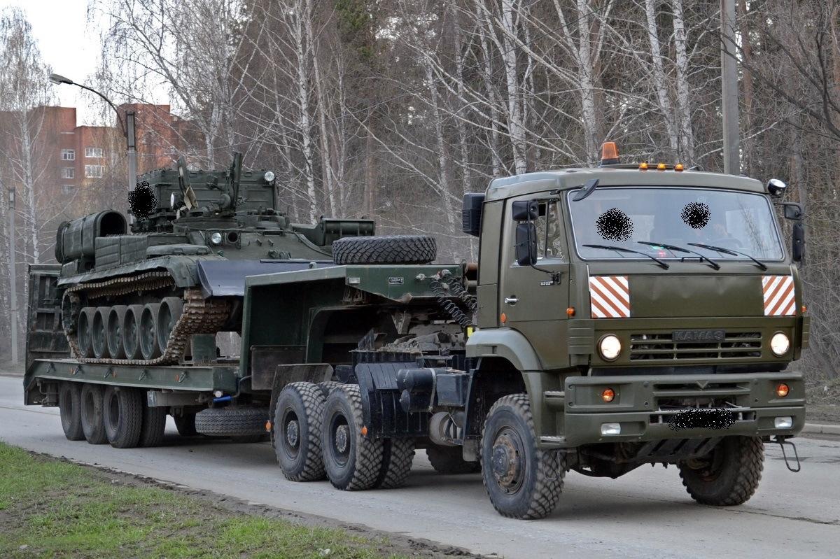 Фото военного автомобиля камаз