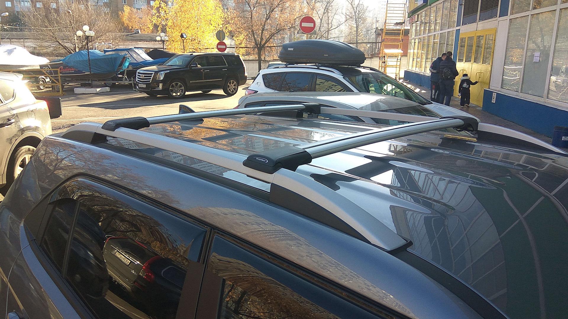 Как выбрать багажник на крышу авто