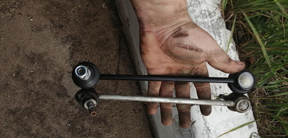 обращать ремонт стоек стабилизатора своими руками форд фокус правит любовь