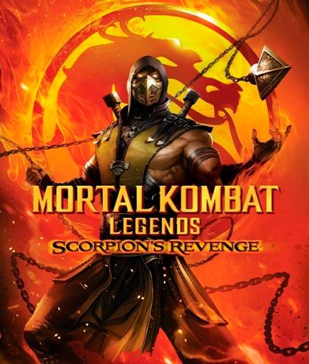 Легенды «Смертельной битвы»: Месть Скорпиона / Mortal Kombat Legends: Scorpions Revenge / 2020 / ЛМ / WEB-DLRip