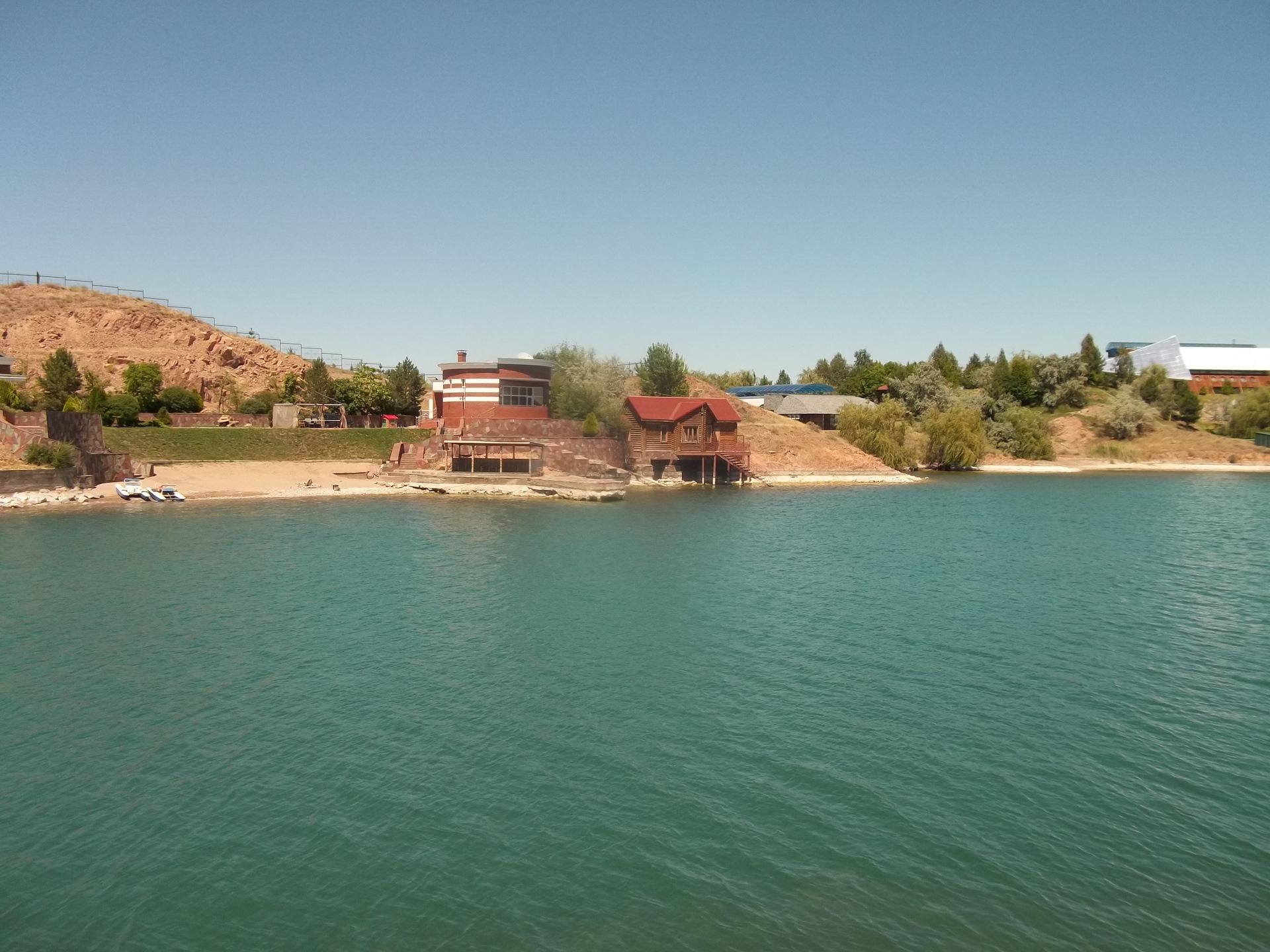 Картинки капчагайское водохранилище
