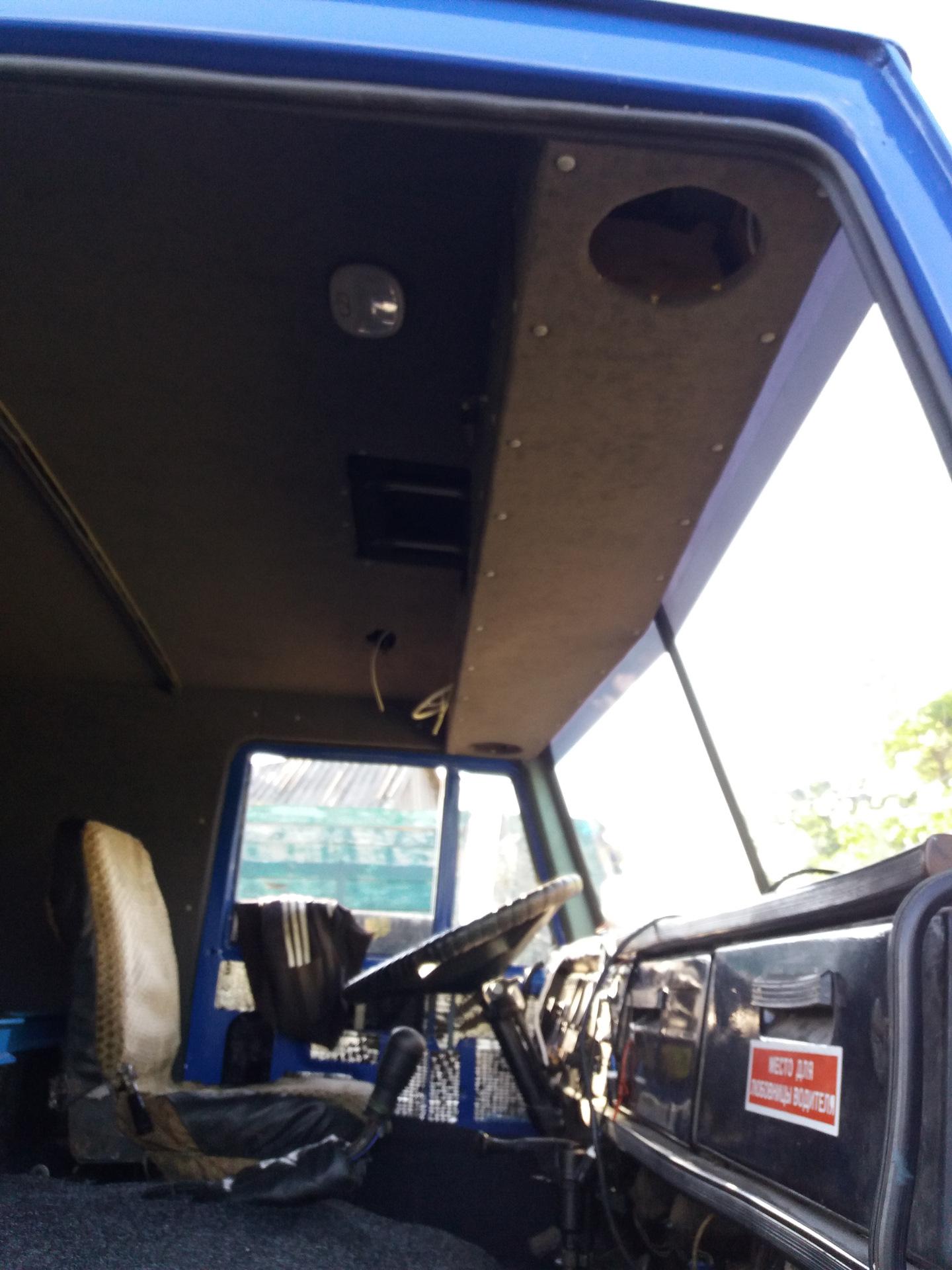 фото тюнинг кабины камаза шуток, приколов