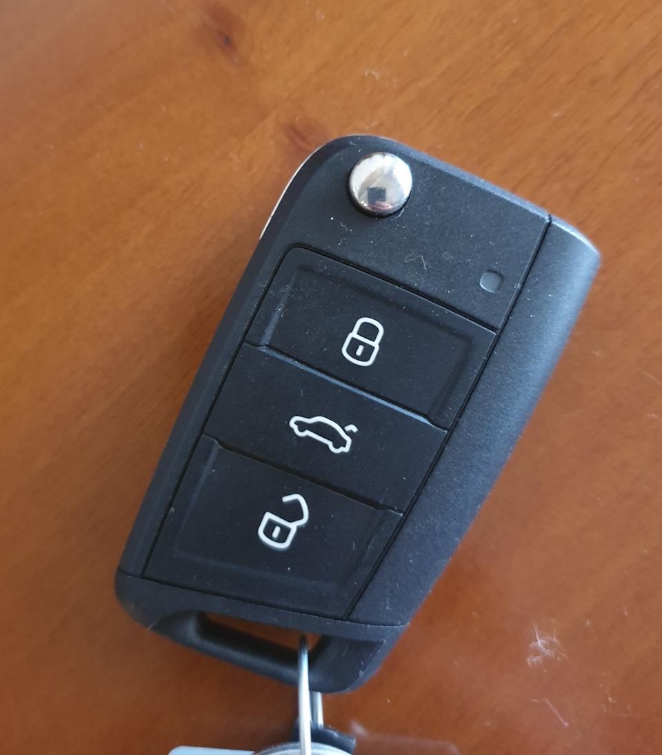 Key Aesthetic Change Logbook Volkswagen Golf Gti 2018 On