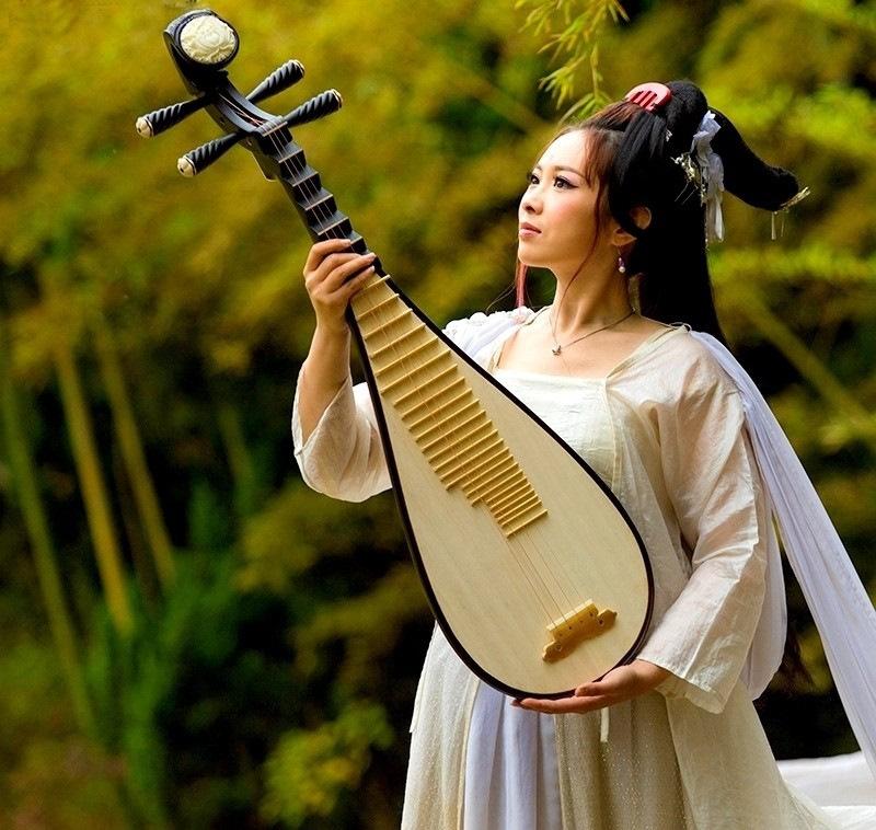 Китайские народные инструменты названия картинки