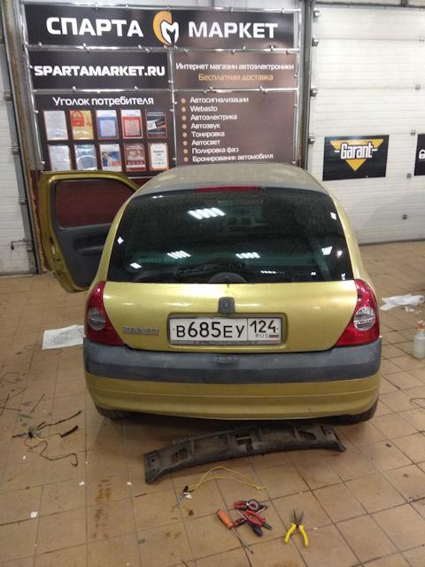 Renault Clio II — отзывы и личный опыт на DRIVE2