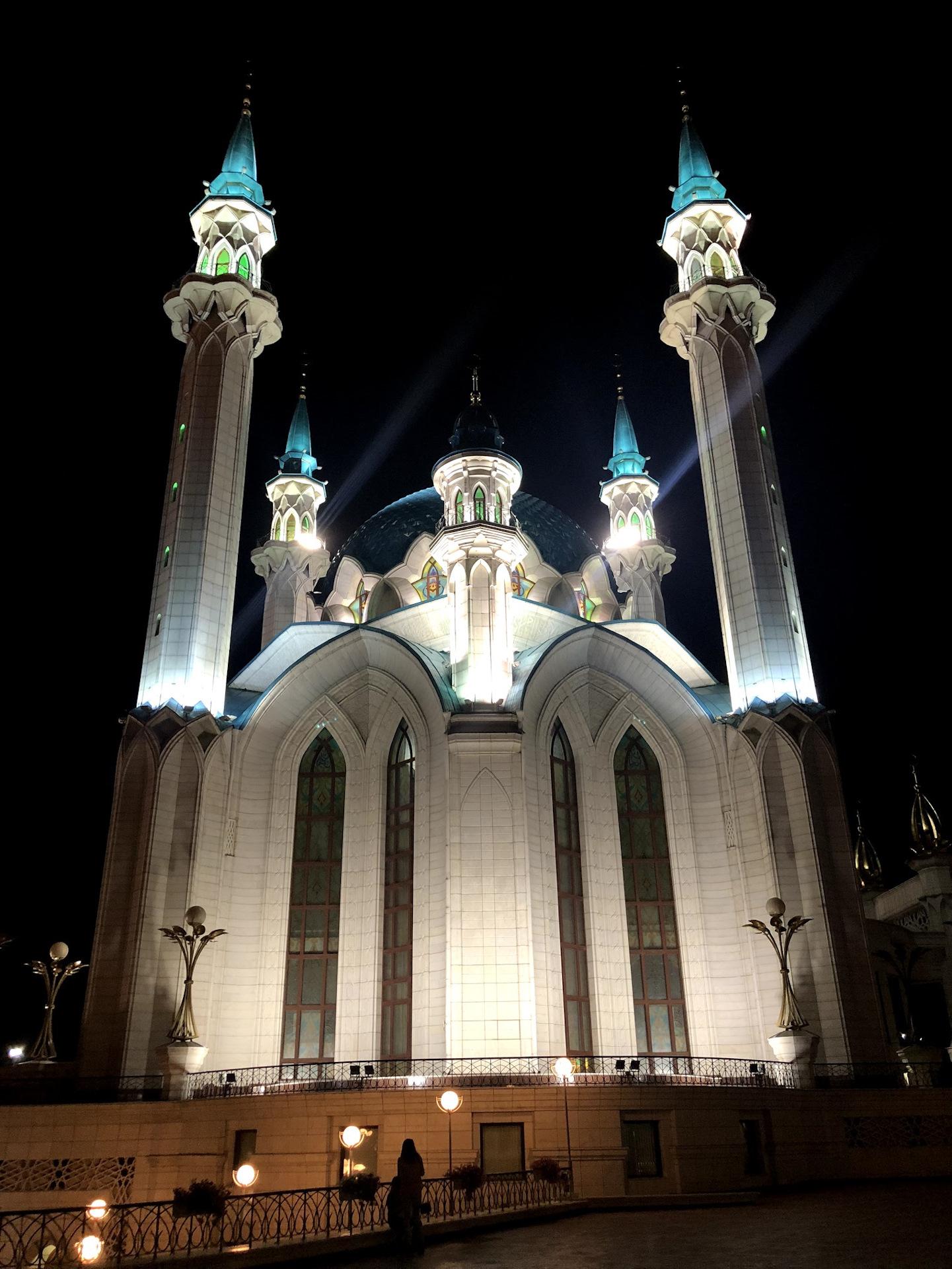 простой мечеть в калуге адрес фото ловкость
