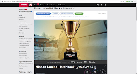 Nissan Lucino Hatchback  Car reviews from actual car owners
