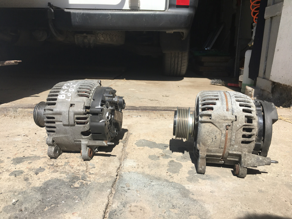 Замена генератора фольксваген транспортер цены на автомобиль фольксваген транспортер т5