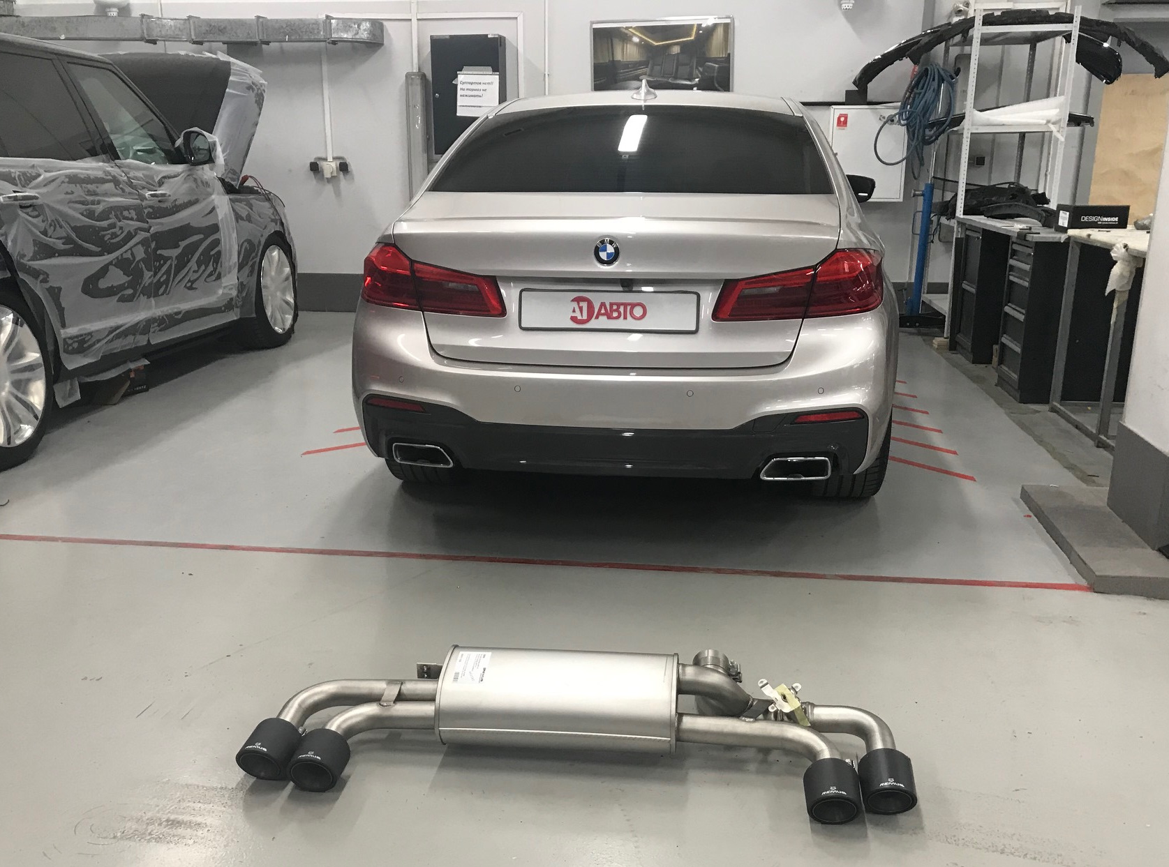 Best Tune And Exhaust For G30 540i Xdrive Bmw 5 Series Forum G30