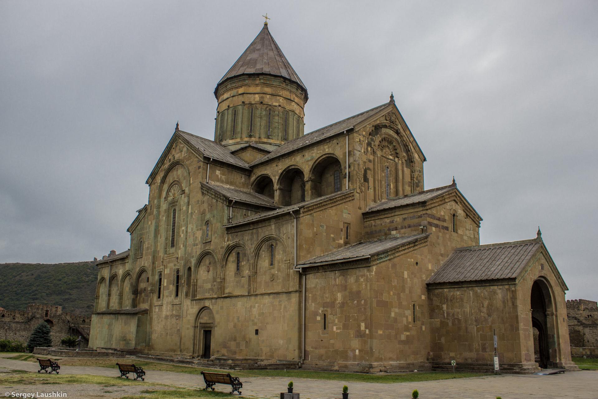Картинки по запросу грузия собор Светицховели